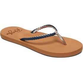 Roxy Costas Sandały Kobiety, srebrny/niebieski